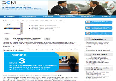 qcm-france.com, qcm france